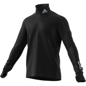 adidas Warm 1/2 Zip Shirt Men, black